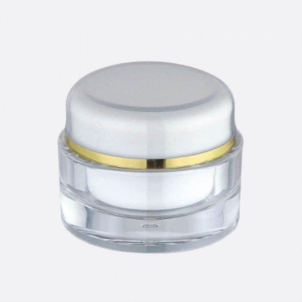 Acrylic Cream Jar J03