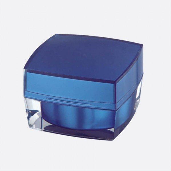 Acrylic Cream Jar J04b