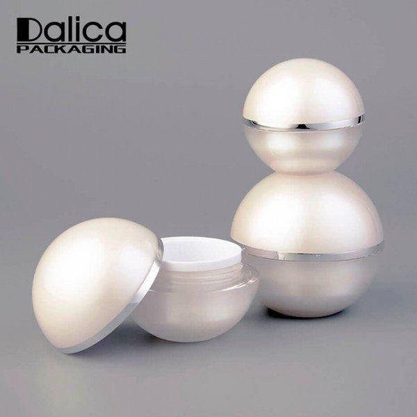 Acrylic Cream Jar J05