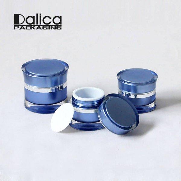 Acrylic Cream Jar J08
