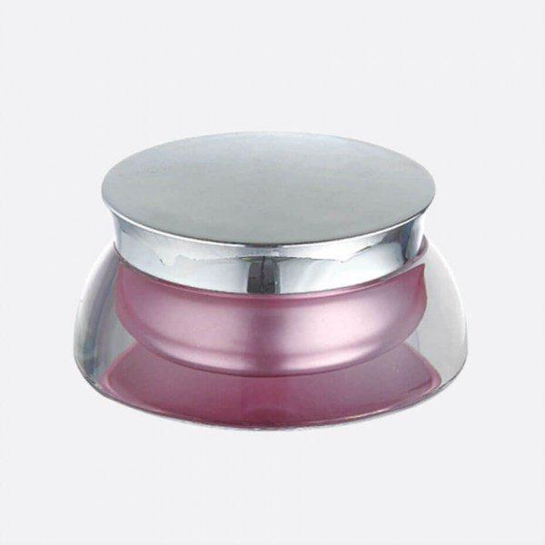 Acrylic Cream Jar J12