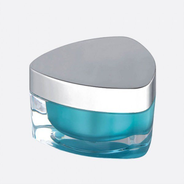 Acrylic Cream Jar J13