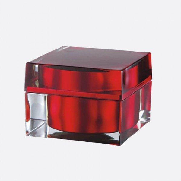 Acrylic Cream Jar J14