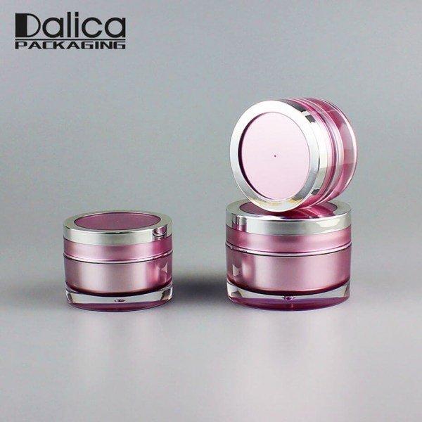 Acrylic Cream Jar J15