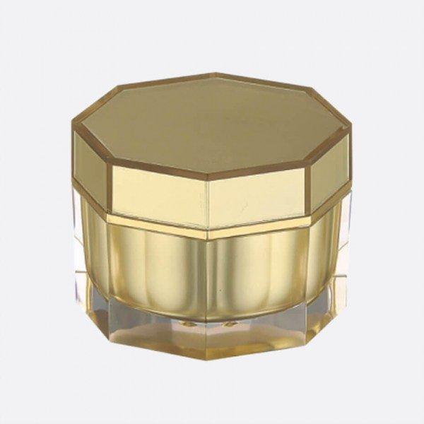 Acrylic Cream Jar J17