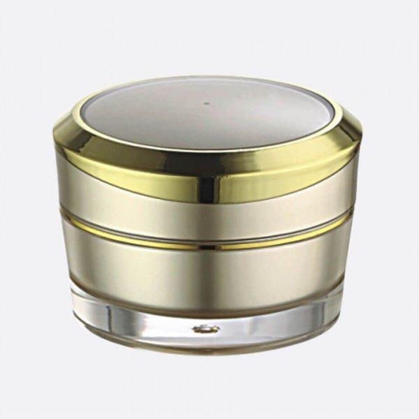Acrylic Cream Jar J19