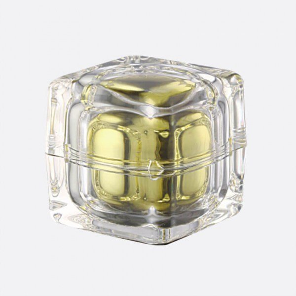 Acrylic Cream Jar J25