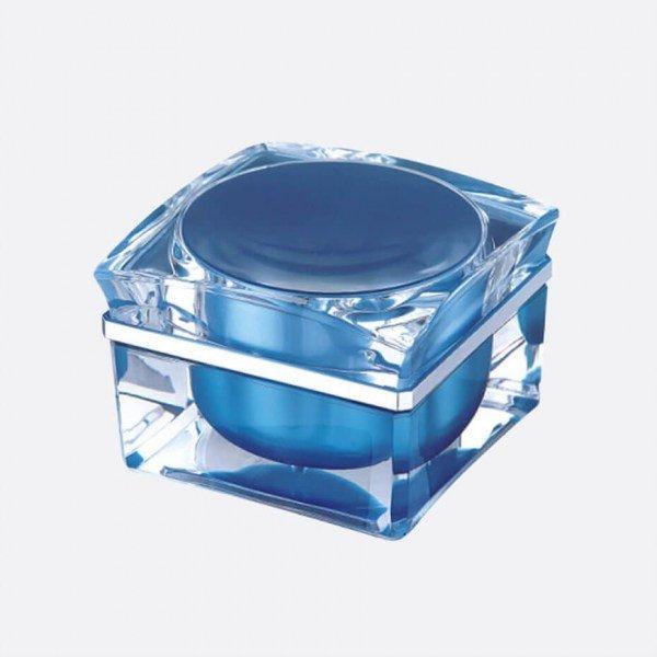 Acrylic Cream Jar J27