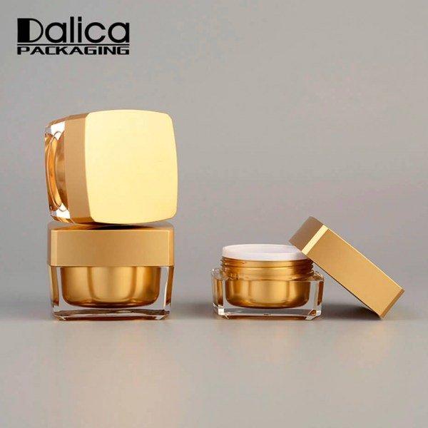 Acrylic Cream Jar J28