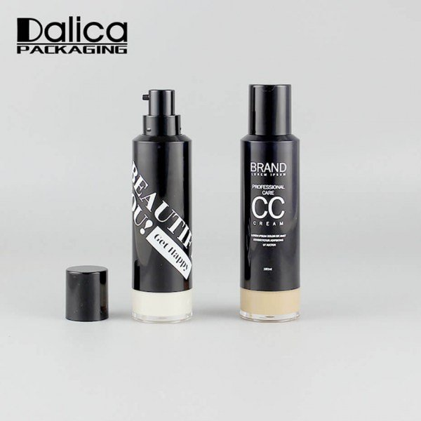 Acrylic Airless Bottle A17