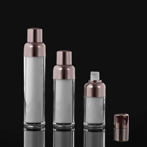 Acrylic Airless Bottle A27