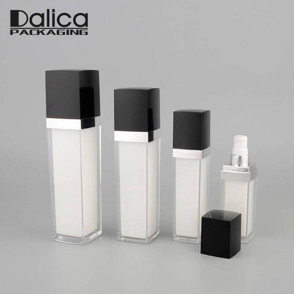 Acrylic Lotion Bottle L04