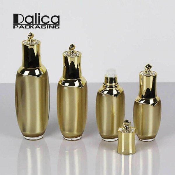 Acrylic Lotion Bottle L24