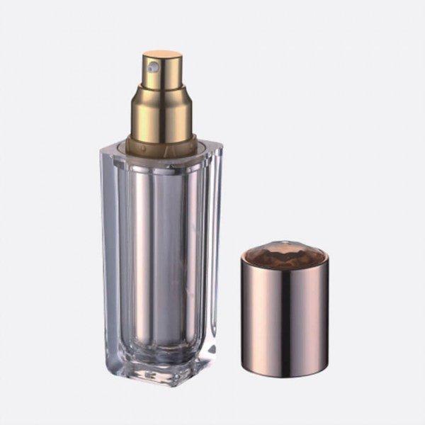 Acrylic Lotion Bottle L35