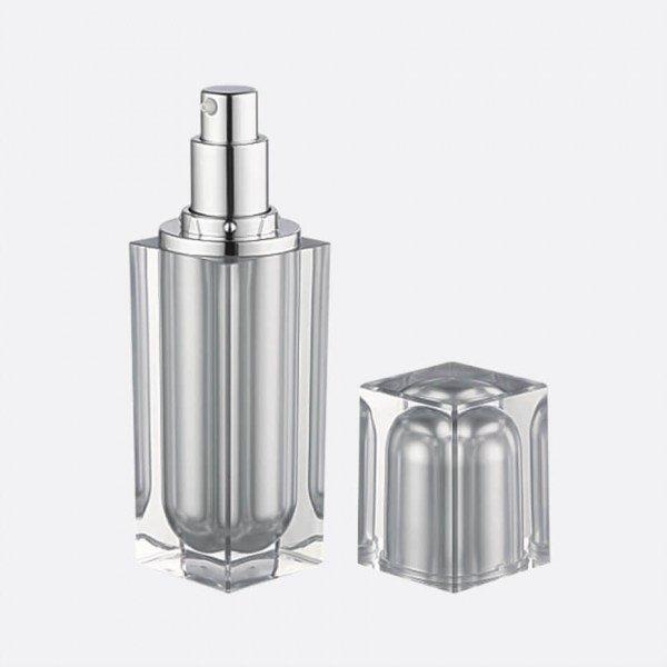 Acrylic Lotion Bottle L41