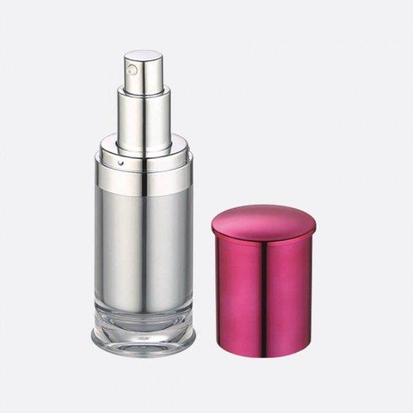 Acrylic Lotion Bottle L43